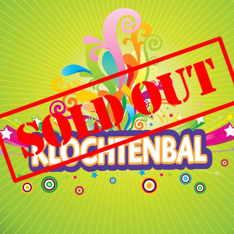 Event Klochtenbal website - sold out