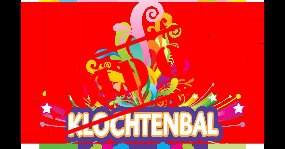 Logo klochtenbal website header sold out