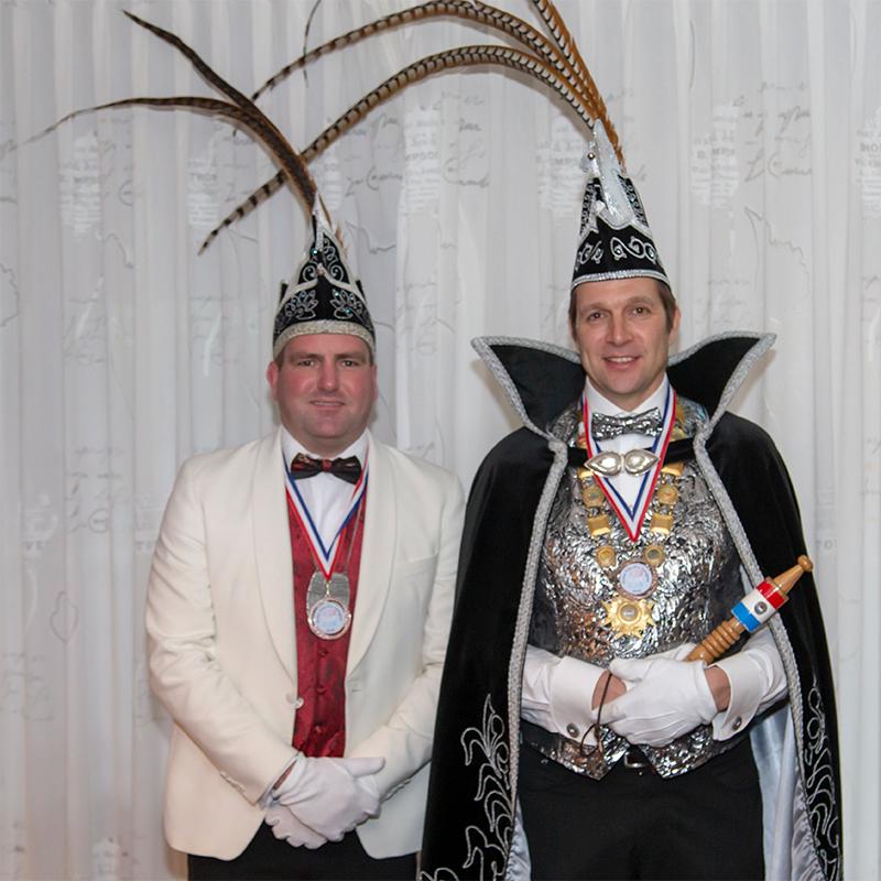 Prins Marcel D'n Innigste en Adjudant Marco